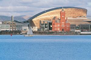 Cardiff Bay Walk