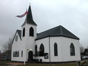 Cardiff Bay Norwegian Church