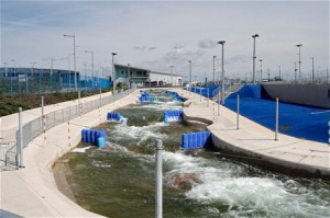 Cardiff White Water Center