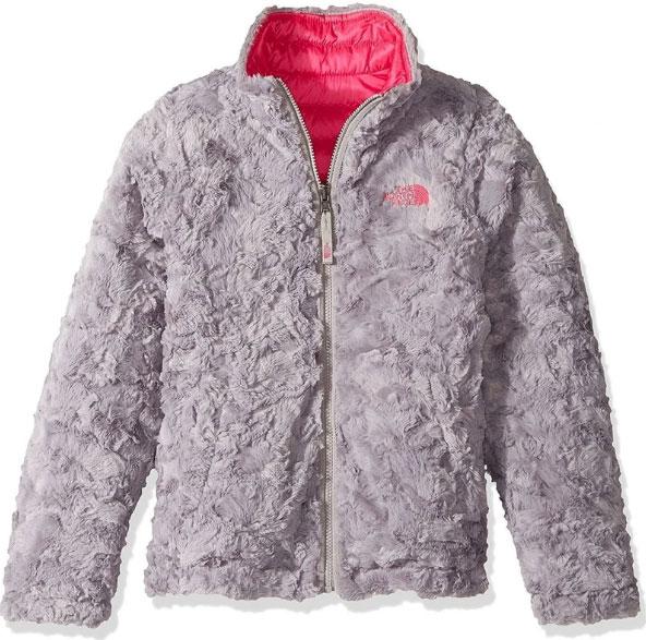 Reversible North Face Puffa Jacket